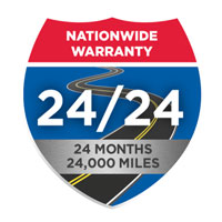Tech-Net 24mth/24,000 mile guarantee